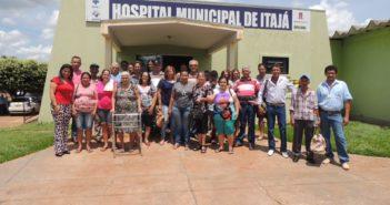 Pessoas da comunidade de Itajá foram beneficiadas com 28 cirurgias de cataratas