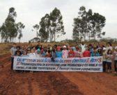 Palestras e plantios de mudas de árvores foi realizado na Escola Anhanguera em Itajá