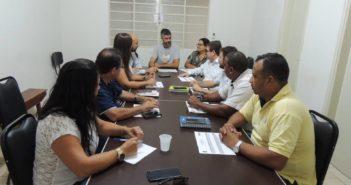 Prefeito de Itajá reuniu com o secretariado da administração