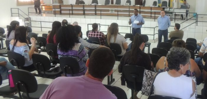 Prefeitura realizou audiência pública para revisão do LOA e PPA