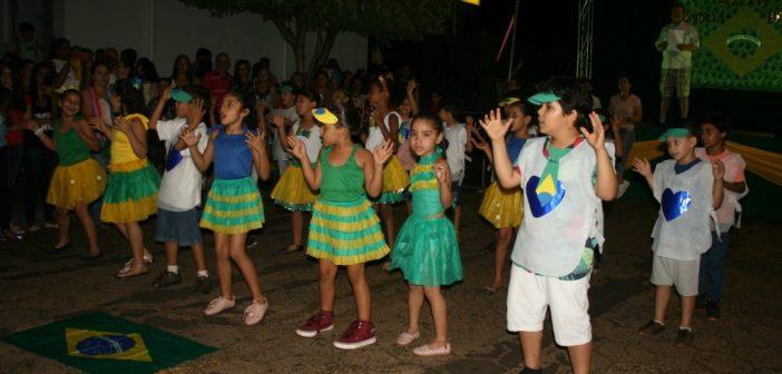 Prefeitura de Itajá e Superintendência de Educação realizou comemoração da independência