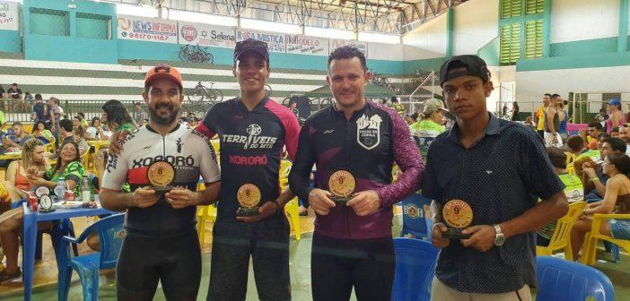 Ciclistas de Itajá participaram do 2º BIKE FEST em Paranaíba