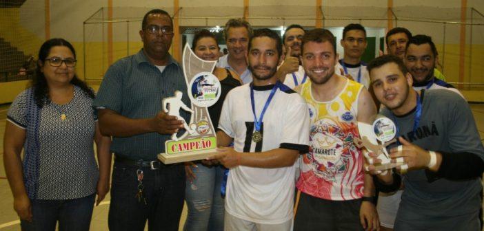 Equipe do Lava Jato Stillus sagrou-se Campeã do Campeonato Municipal de Itajá